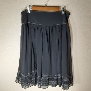 Coldwater Creek Black Skirt Size M 10-12